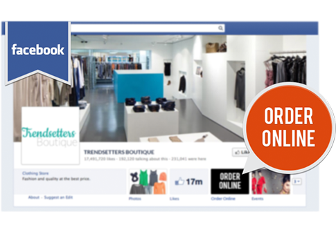 Facebook Retail Demo